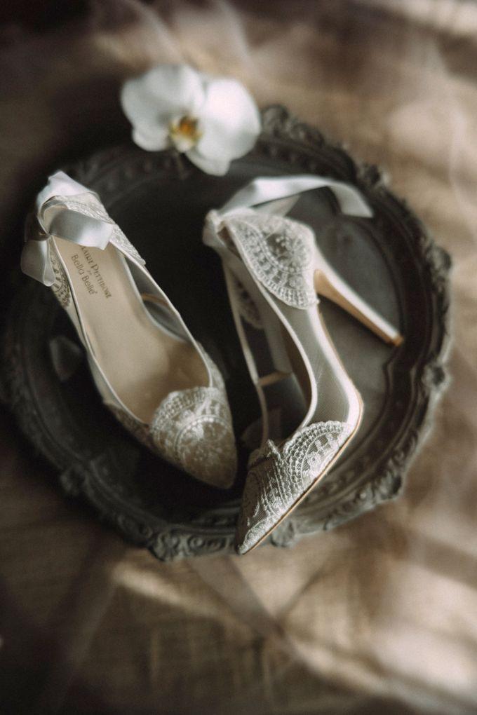 William & Jessica by Bali Wedding Paradise - 004