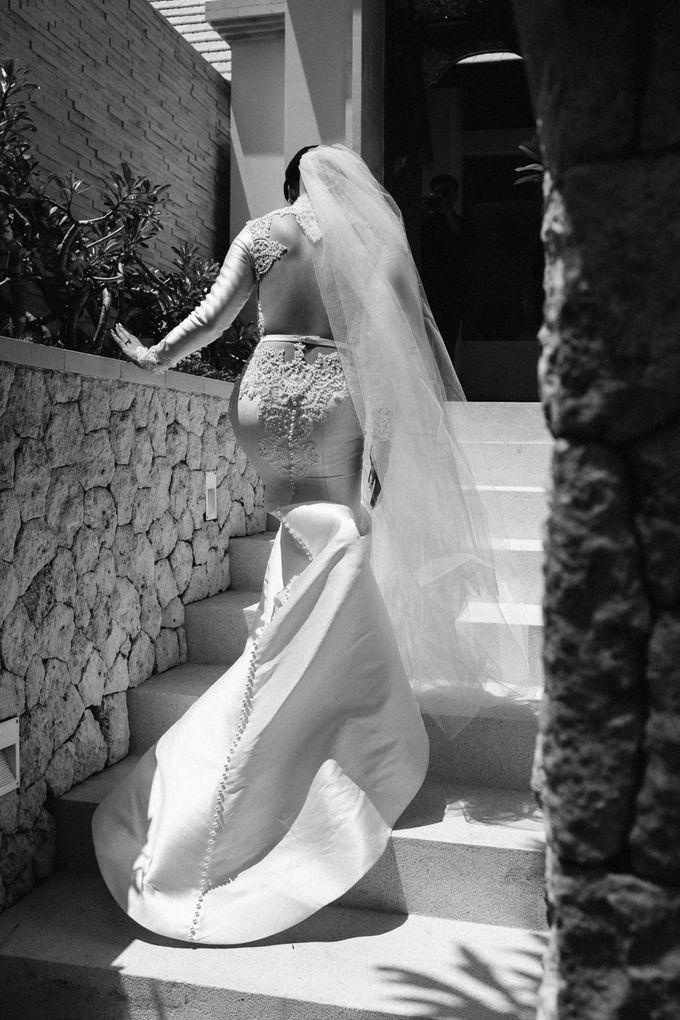William & Jessica by Bali Wedding Paradise - 007
