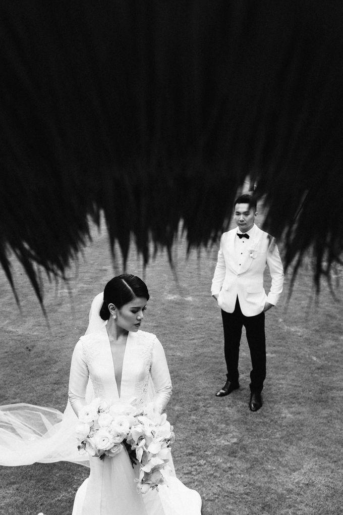 William & Jessica by Bali Wedding Paradise - 002