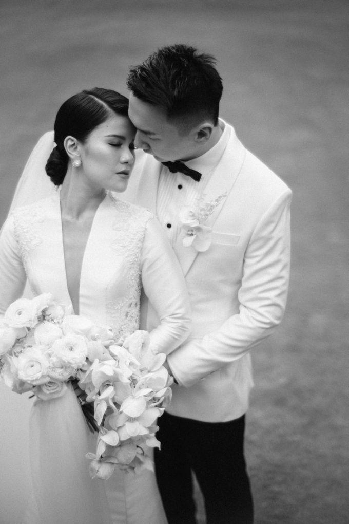 William & Jessica by Bali Wedding Paradise - 001