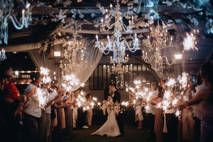 William & Jessica by Bali Wedding Paradise - 009