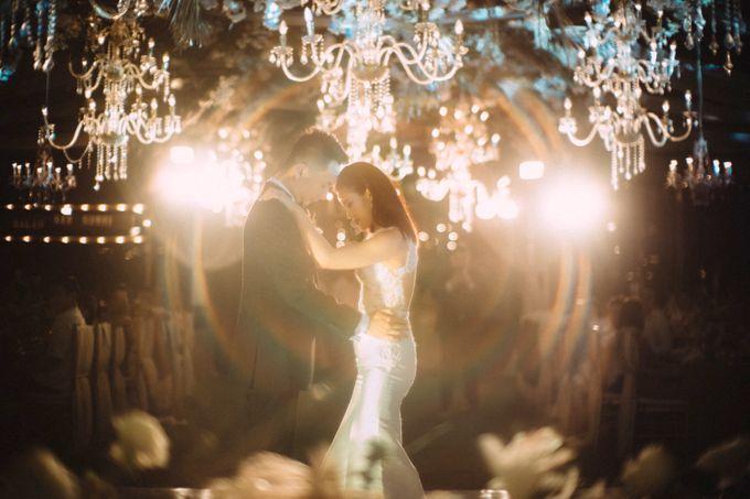 William & Jessica by Bali Wedding Paradise - 011