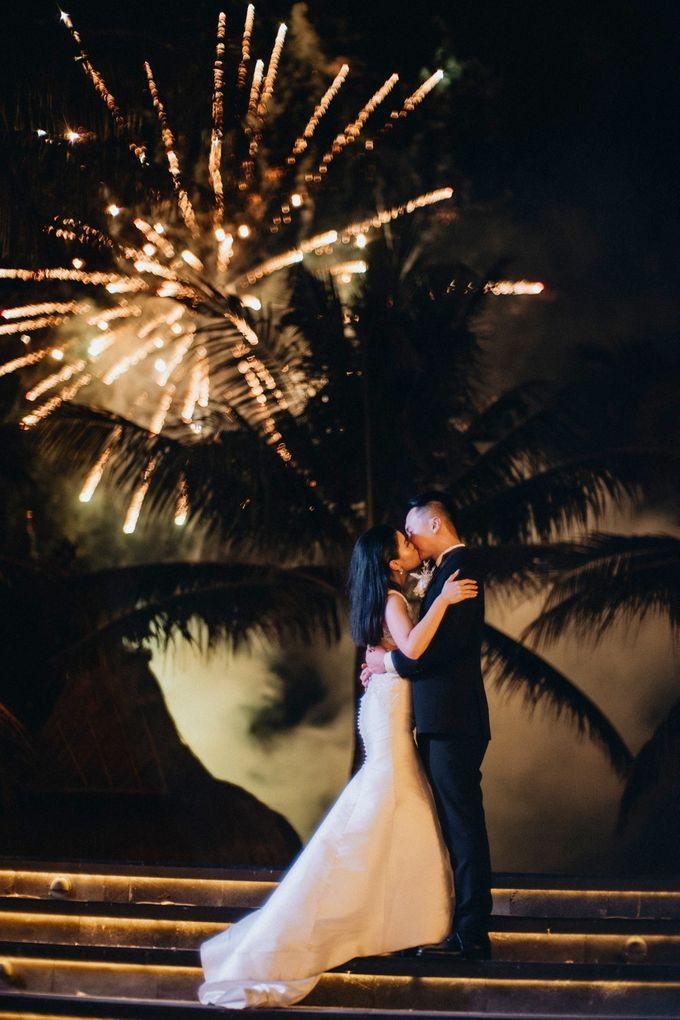 William & Jessica by Bali Wedding Paradise - 012