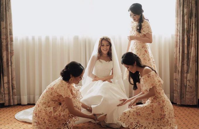Wedding Norman & Chikka by Hotel Borobudur Jakarta - 014