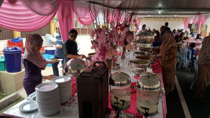 Wedding Reception by Sri Munura Catering Services - 010