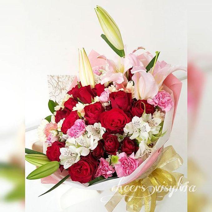 Gift Bouquet  by visylviaflorist - 026