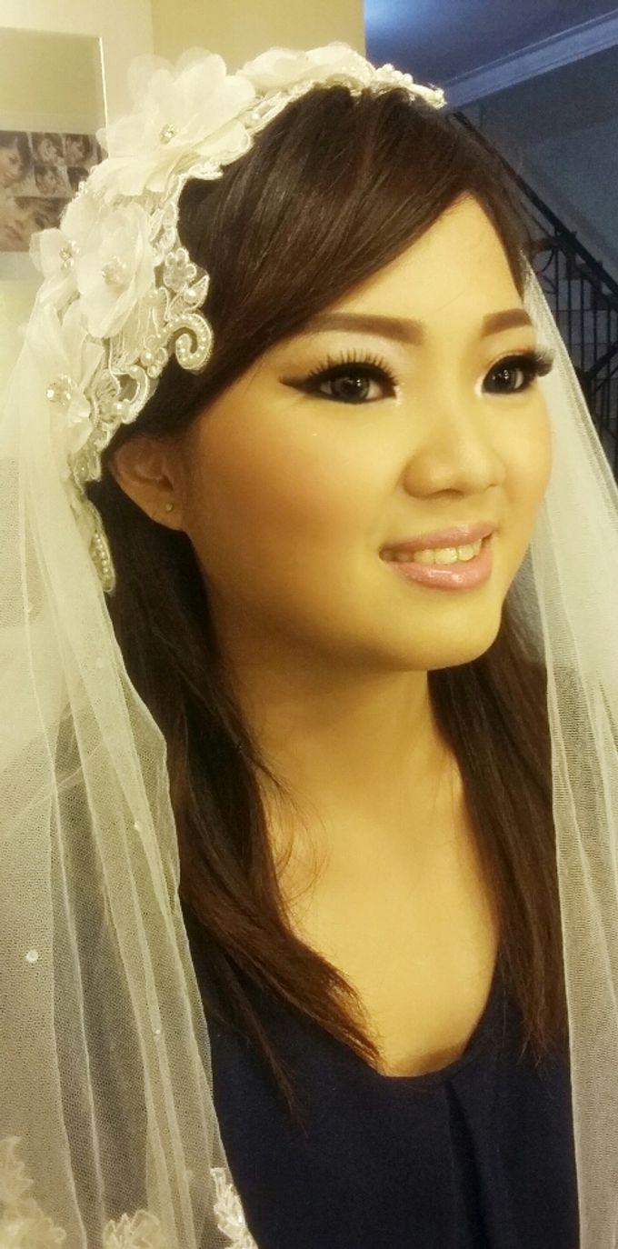 Wedding MakeUp N SulamAlis by Weiching Bridal Make Up - 013
