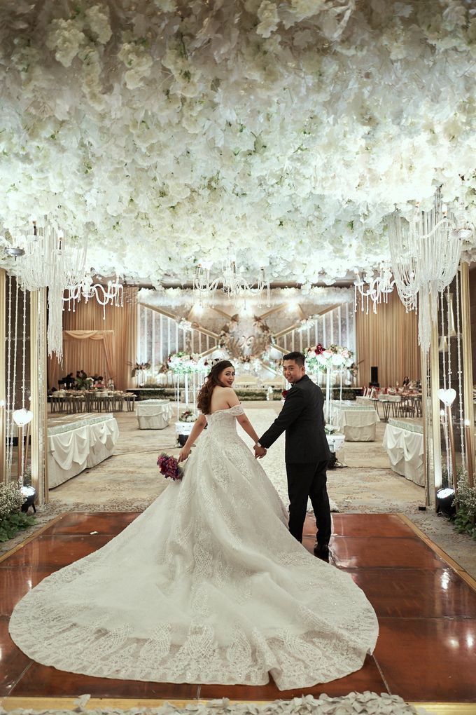 WEDDING OF WELLY & MARIA by Novotel Tangerang - 014