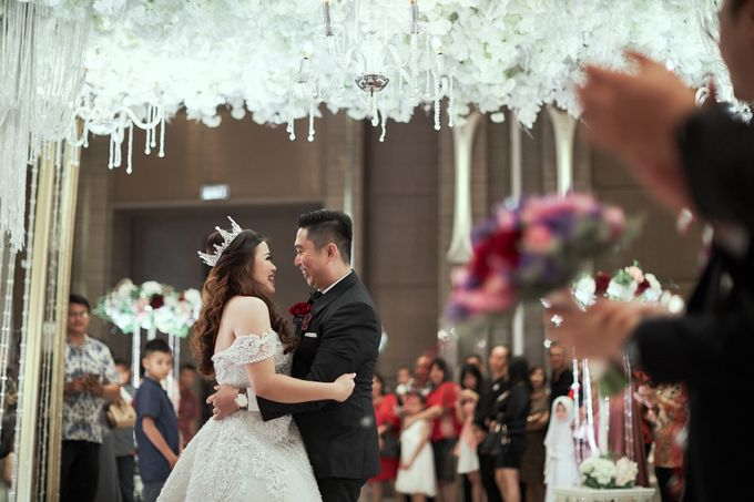 WEDDING OF WELLY & MARIA by Novotel Tangerang - 016