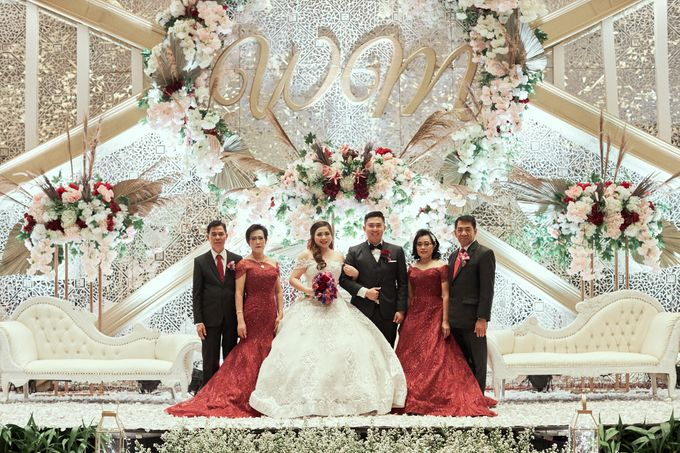 WEDDING OF WELLY & MARIA by Novotel Tangerang - 019