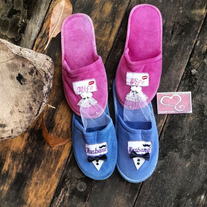 Wedding Slippers by Sweetlovecollection - 031