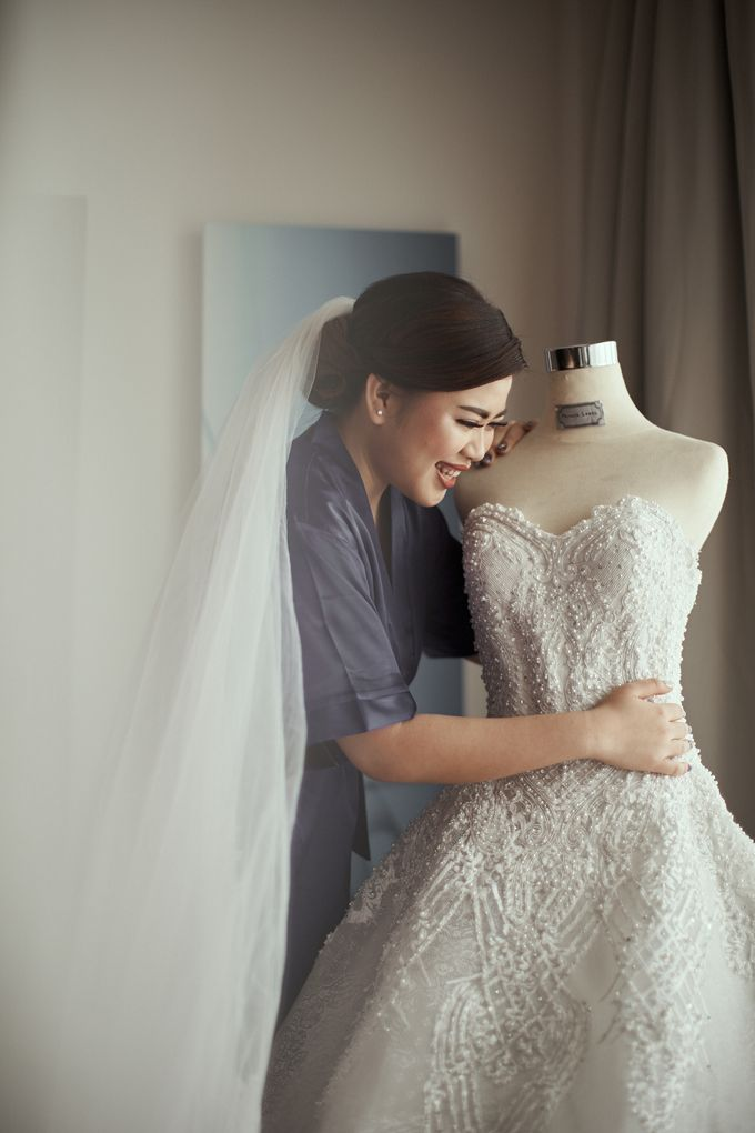 WEDDING OF WELLY & MARIA by Novotel Tangerang - 001