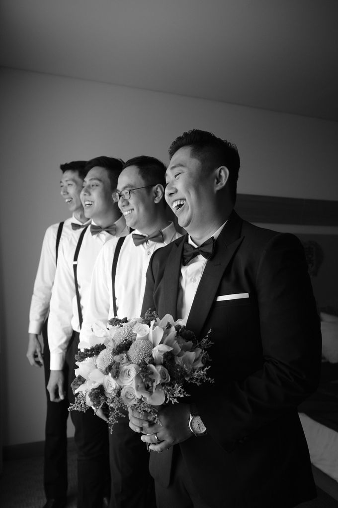 WEDDING OF WELLY & MARIA by Novotel Tangerang - 004