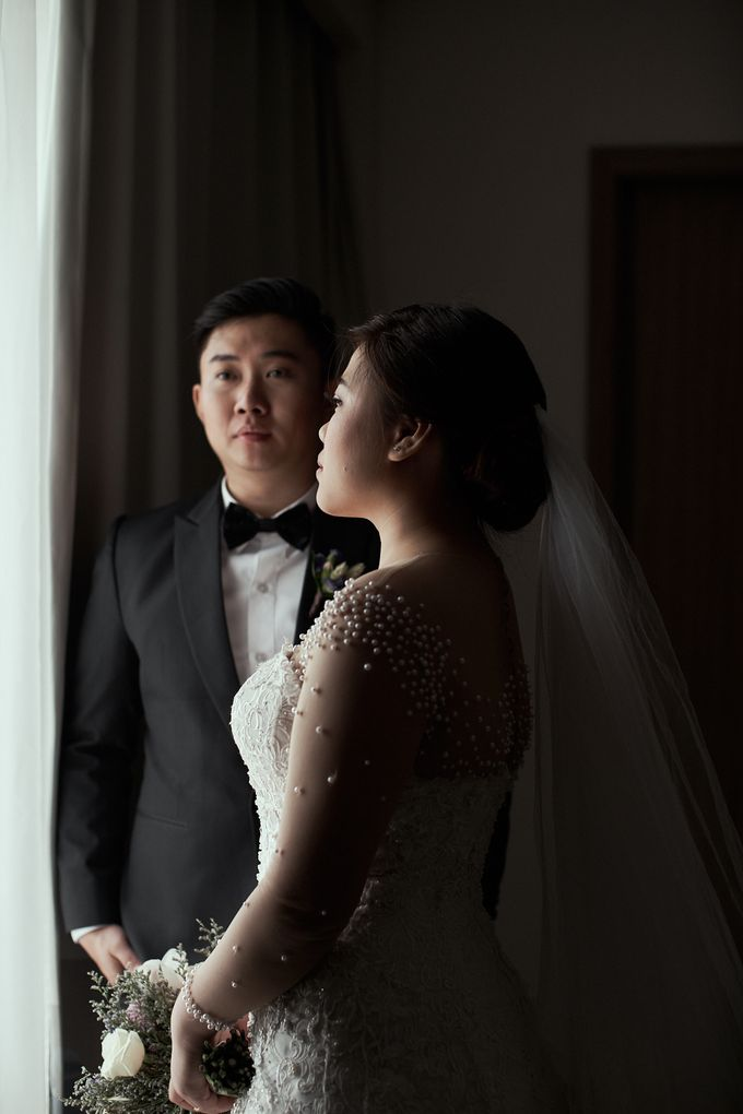 WEDDING OF WELLY & MARIA by Novotel Tangerang - 006
