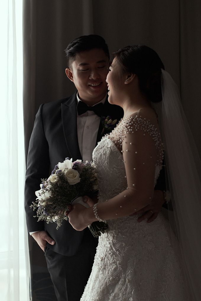 WEDDING OF WELLY & MARIA by Novotel Tangerang - 007
