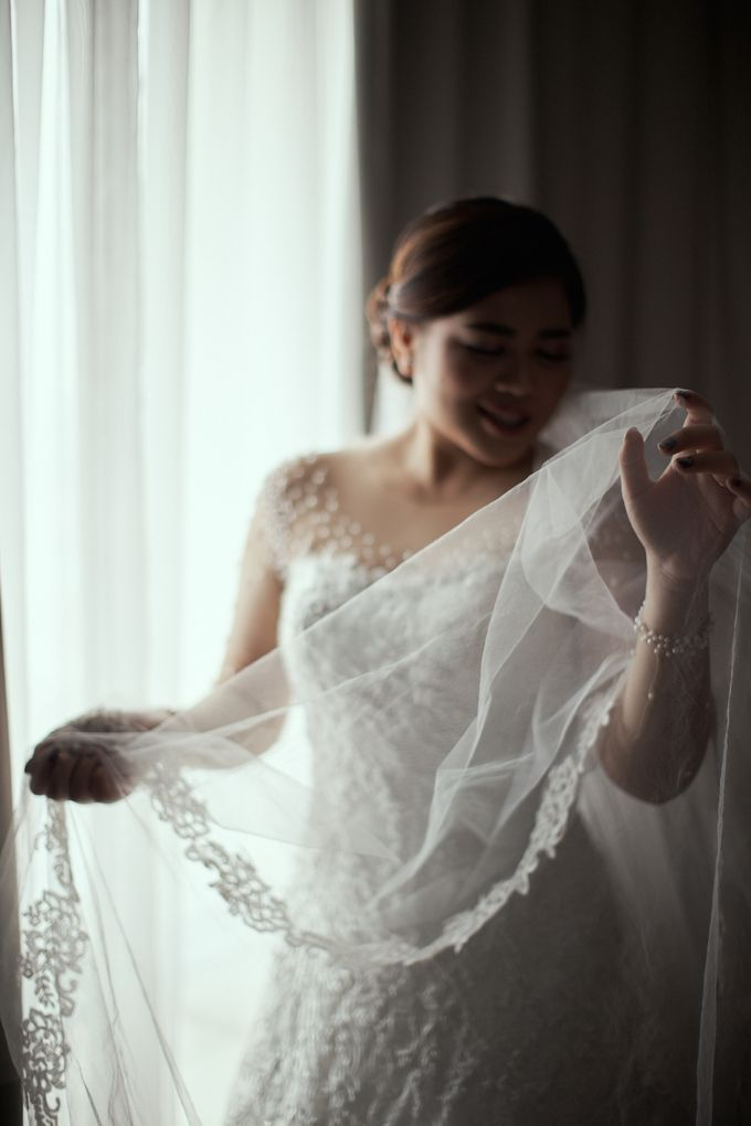WEDDING OF WELLY & MARIA by Novotel Tangerang - 009