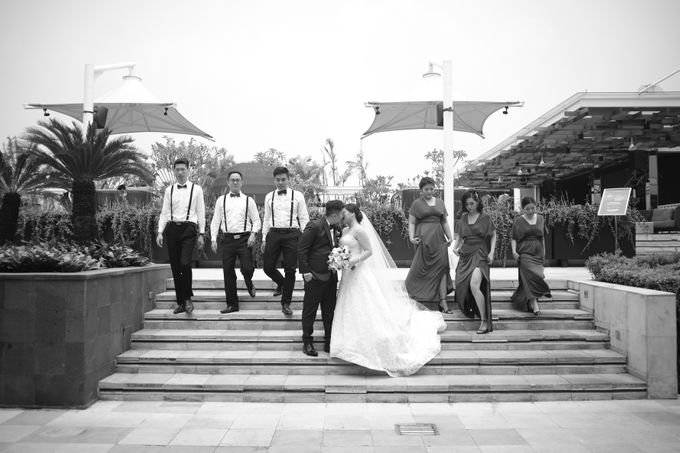 WEDDING OF WELLY & MARIA by Novotel Tangerang - 010