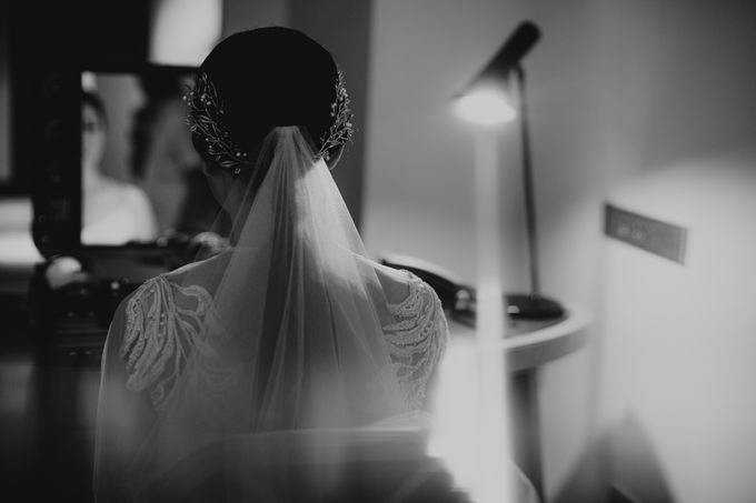 Bambang & Jesica Wedding by Iris Photography - 005
