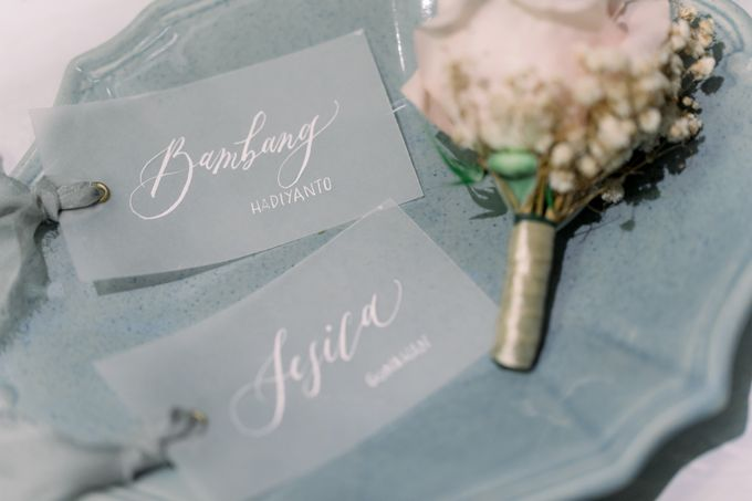 Bambang & Jesica Wedding by Iris Photography - 006