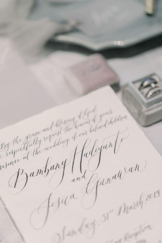 Bambang & Jesica Wedding by Iris Photography - 007