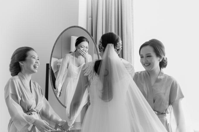 Bambang & Jesica Wedding by Iris Photography - 016