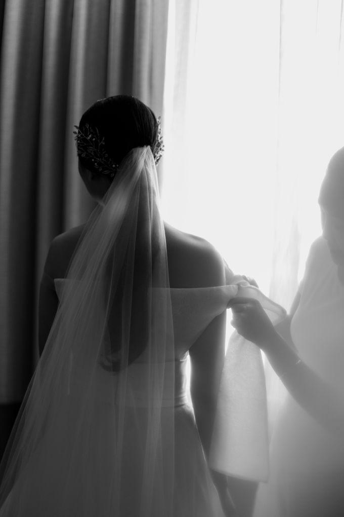 Bambang & Jesica Wedding by Iris Photography - 019