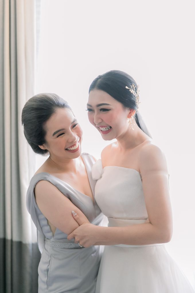 Bambang & Jesica Wedding by Iris Photography - 022