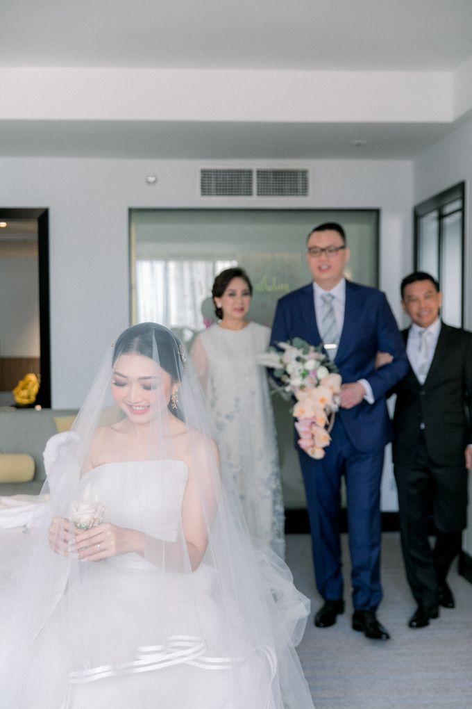 Bambang & Jesica Wedding by Iris Photography - 027