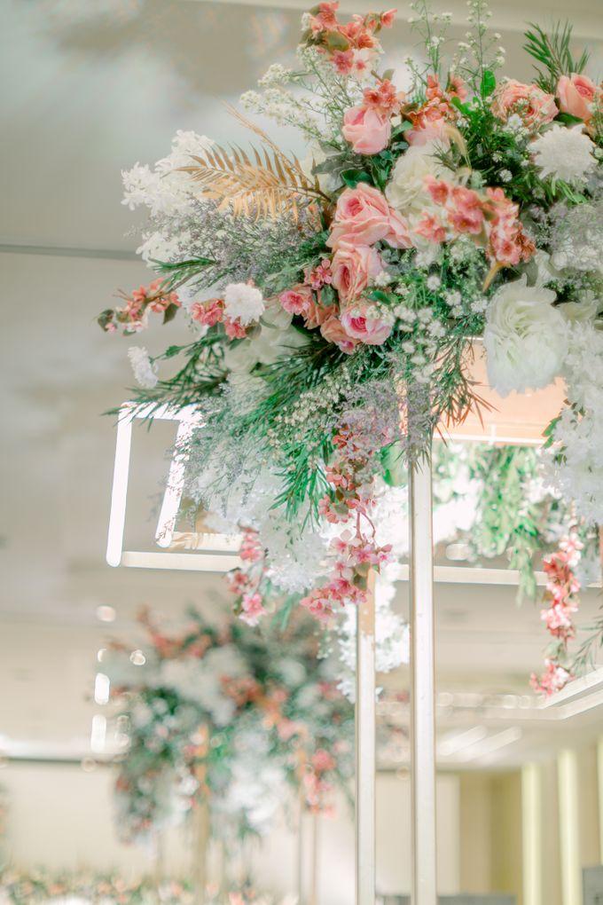 Bambang & Jesica Wedding by Iris Photography - 035