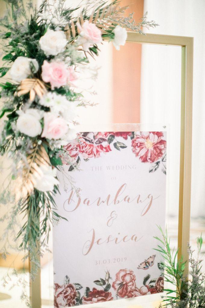 Bambang & Jesica Wedding by Iris Photography - 041