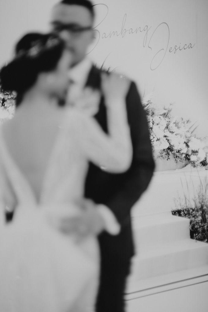 Bambang & Jesica Wedding by Iris Photography - 047