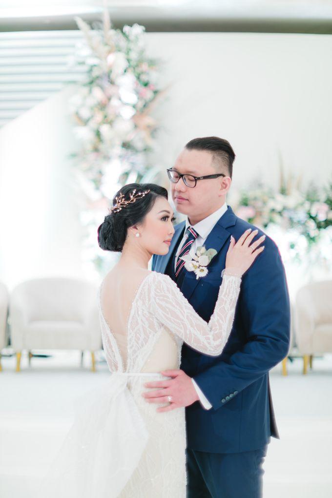 Bambang & Jesica Wedding by Iris Photography - 046