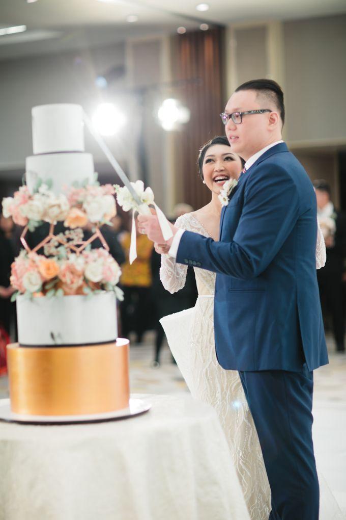 Bambang & Jesica Wedding by Iris Photography - 048