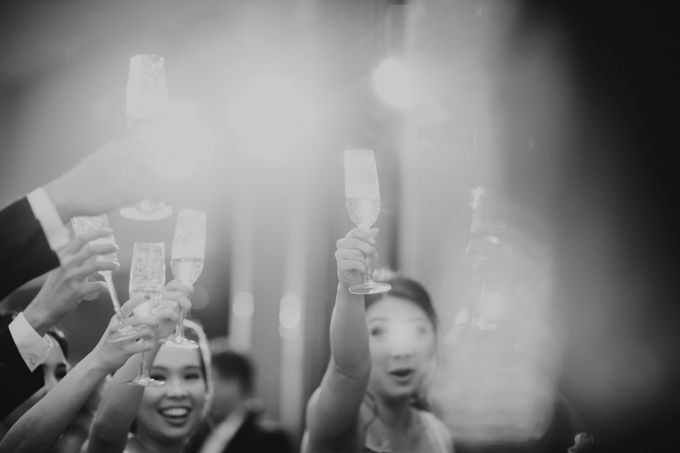 Bambang & Jesica Wedding by Iris Photography - 050