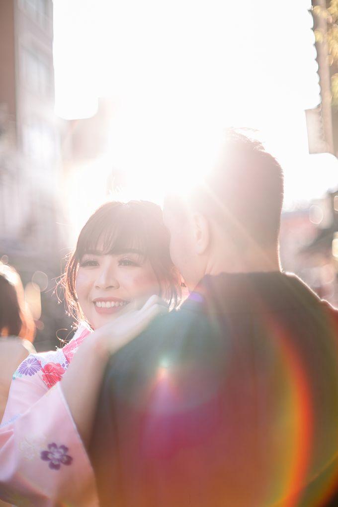 Leo & Eunike Prewedding by Iris Photography - 017