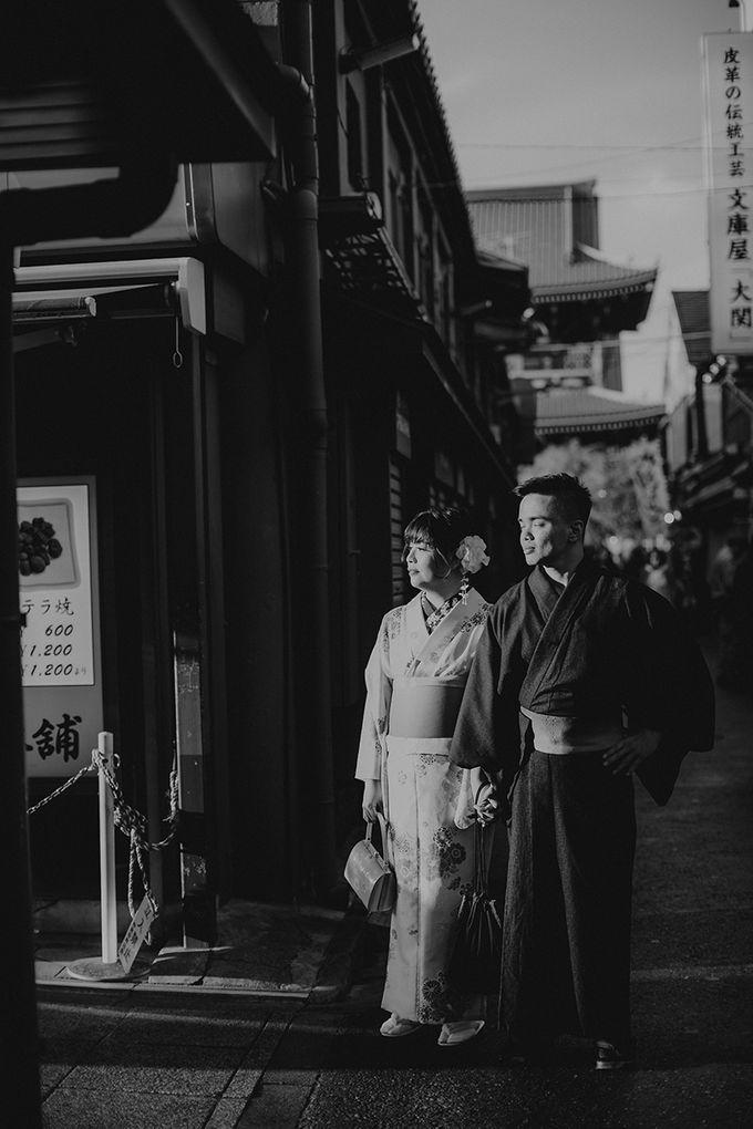 Leo & Eunike Prewedding by Iris Photography - 012