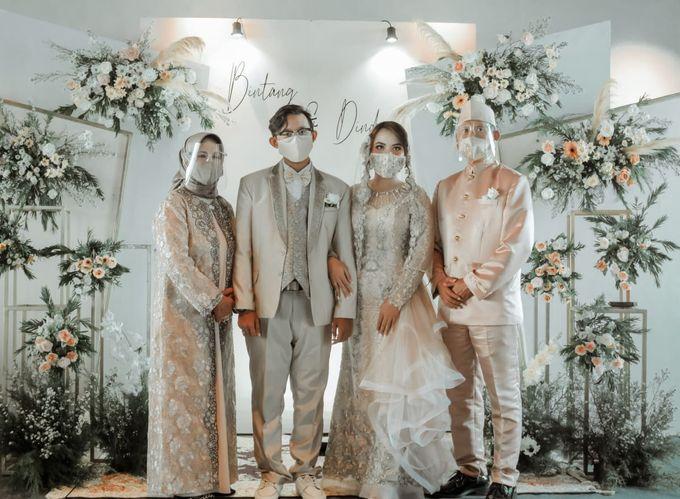 Akad Nikah Bintang & Dinda by Grand Mercure Surabaya City - 002