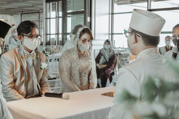 Akad Nikah Bintang & Dinda by Grand Mercure Surabaya City - 003