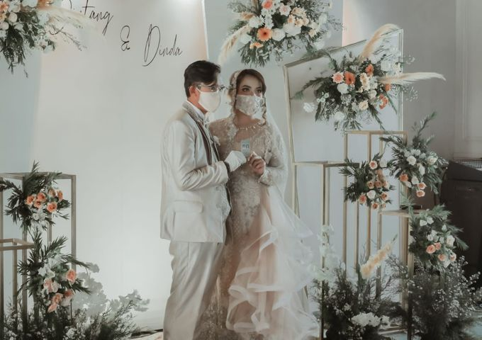 Akad Nikah Bintang & Dinda by Grand Mercure Surabaya City - 001