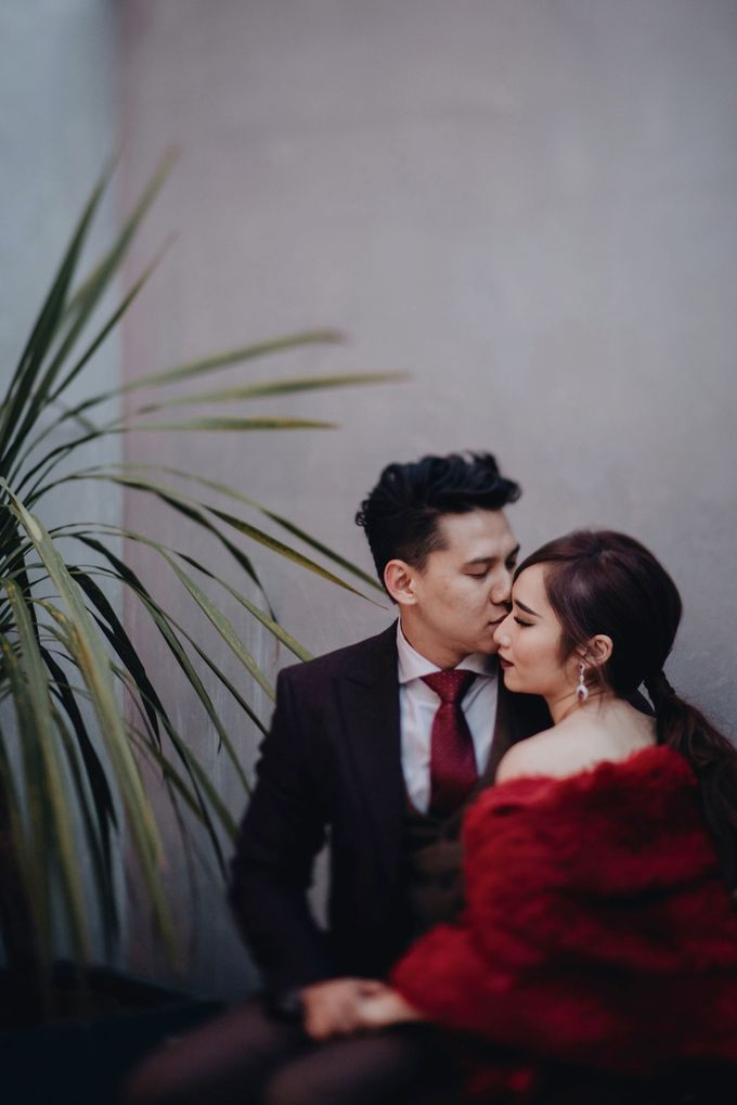 Prewedding of Wiyang & Prisil by MORDEN - 013