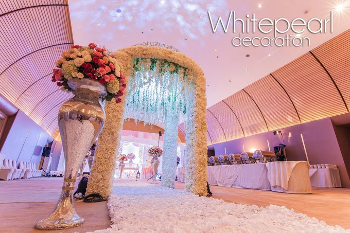Wedding Experience at Alila Jakarta by Sparks Luxe Jakarta - 003