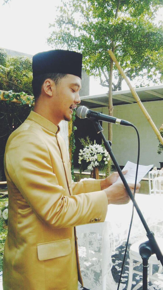 Wedding By Megrashy Wedding Planner & Organizer by Chanzy Fauzi MC - 005