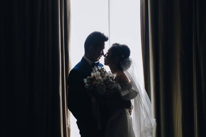 William & Selvi Wedding at Hilton Hotel by PRIDE Organizer - 025