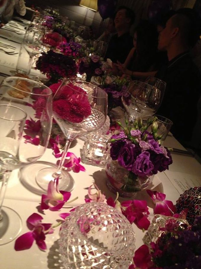 Events And Weddings by Bythian Florist - 002