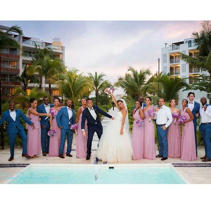 Cancun Destination Wedding by Beautiful Purpose Events - 005