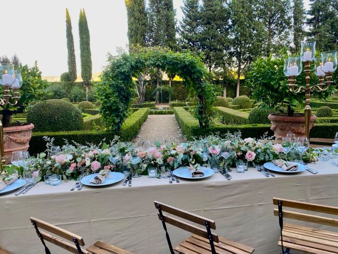 Real wedding by Le Cirque Firenze - 005