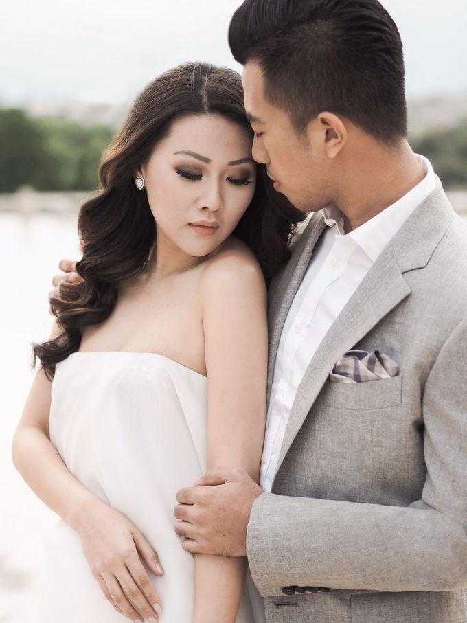 Wedding Norman & Chikka by Hotel Borobudur Jakarta - 008