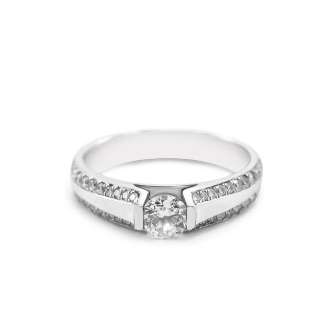 Wedding Ring WR0084 by V&Co Jewellery - 002
