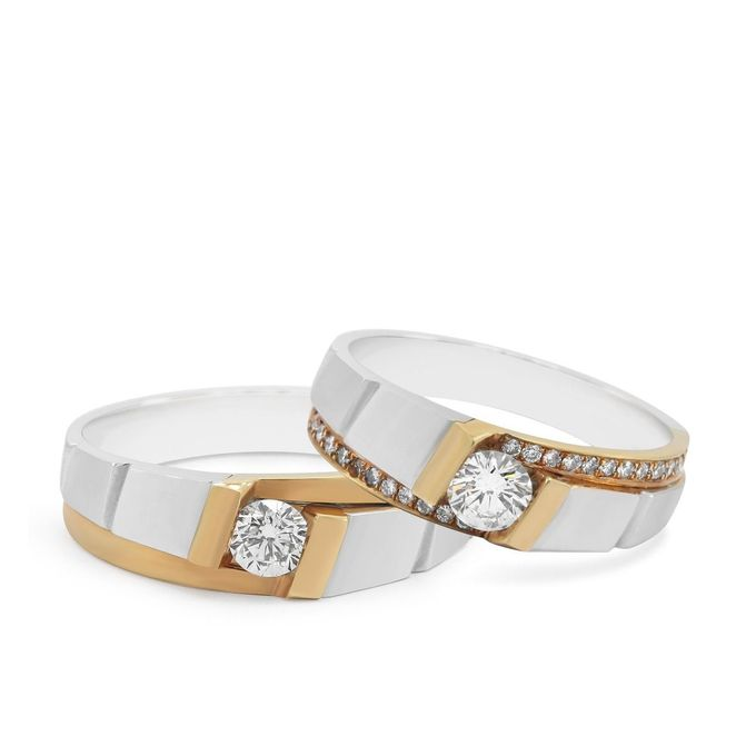 Wedding Ring WR0264 by V&Co Jewellery - 002