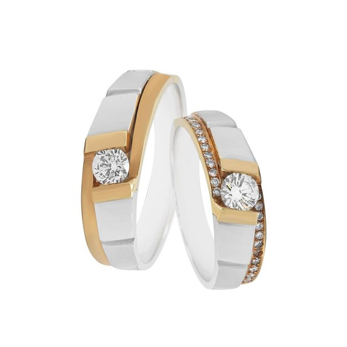 Wedding Ring WR0264 by V&Co Jewellery - 003